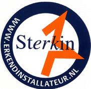 Sterkin-Erkend-installateur