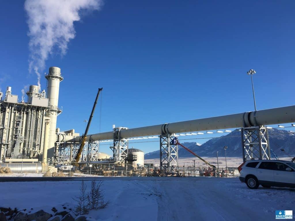 Kasverwarming en CO2-verrijking Enerdes 1